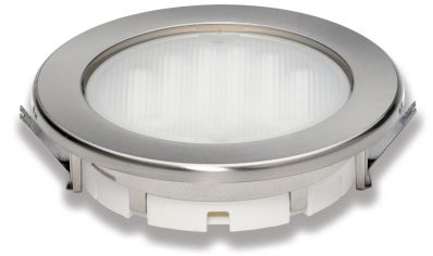 Megaman PLANEX GX53 für 9 Watt MM76350 stahl - ohne Leuchtmittel: Nachfolger MT76350