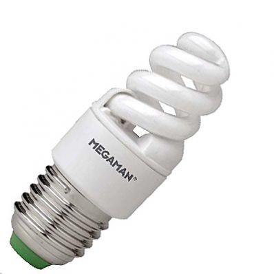 Megaman Energiesparlampe SPIRAX SLIM MM29212 11 Watt - 11W / E27 / 827: Ausverkauf - Sonderpreis: noch 13 Stück auf Lager