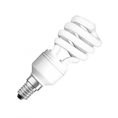 Osram Energiesparlampe DULUX PRO MINI TWIST DPRO MTW 986221 11 Watt - 11W / E14 / 825: Nachfolger 12 Watt