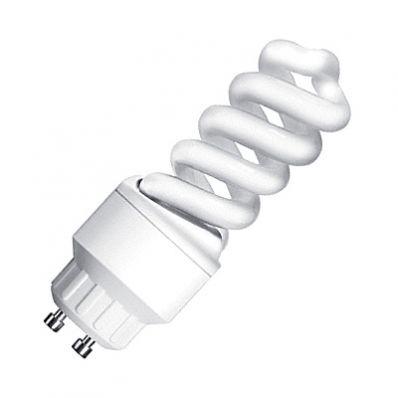 Osram Energiesparlampe DULUXSTAR NANO TWIST 9 Watt - 9W / GU10 / 825: Ausverkauf - Sonderpreis 6 Stück auf Lager