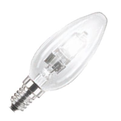 Philips Halogenlampe ECOCLASSIC 30 KERZE 28 Watt - 28W / E14 klar