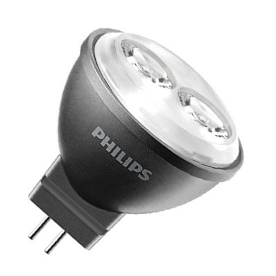 Philips LED Sparlampe MASTER LEDSPOT LV MR11 4 Watt - 4W / GU4 / 827 / 24°