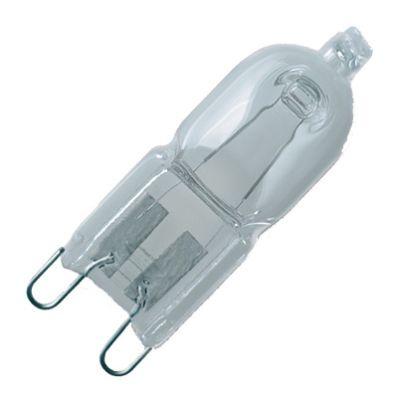 Radium Halogenlampe RALOPIN ECOPLUS RJH-PIN  60 Watt - 60W / G9 / 2.700 K