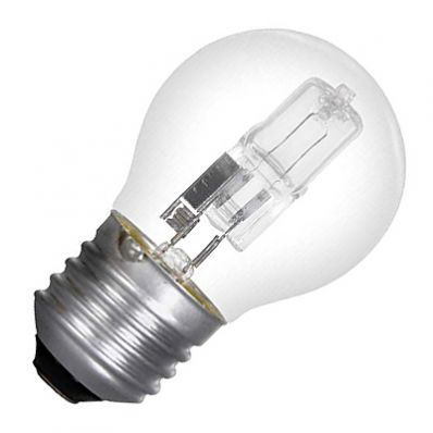 Sylvania Halogenlampe CLASSIC ECO 55 42 Watt - 42W / E27 / 828